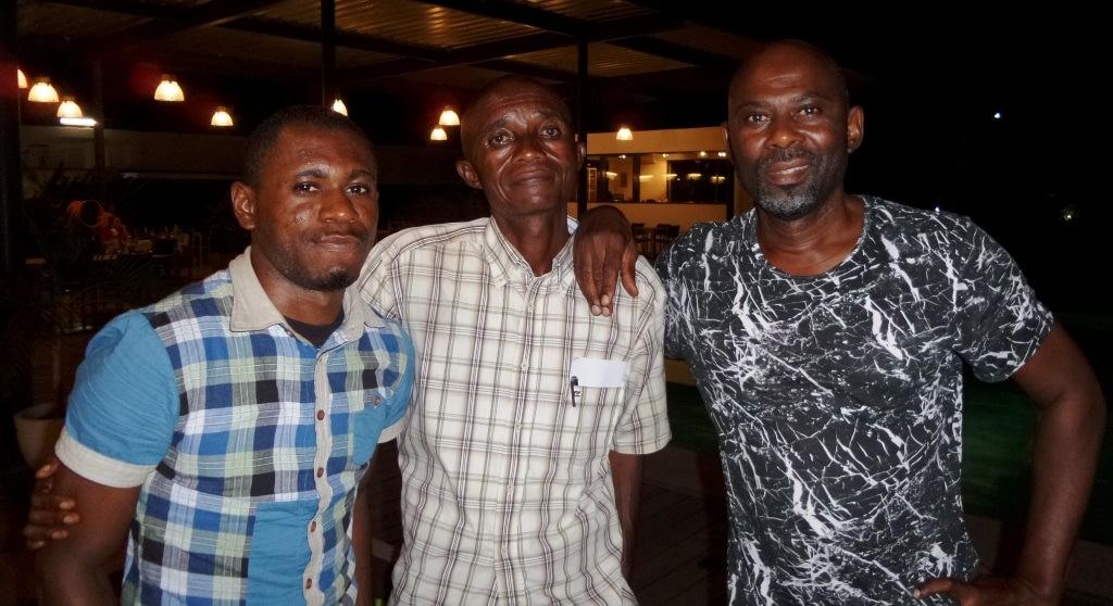 Yann Kumbozi, Djemba Djeis et Asimba Bathy