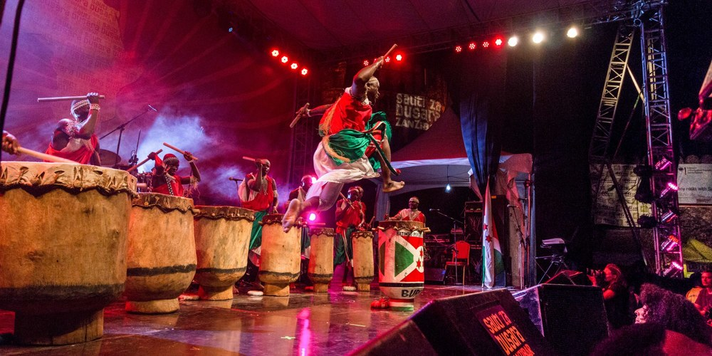 Sauti za Busara, the festival promoting African music in all its diversity